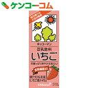 キッコーマン 豆乳飲料 いちご 200ml×18本[紀文 豆乳・豆乳飲料]