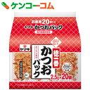 ヤマキ 徳一番 かつおパック 2.5g×20袋[ヤマキ かつお節(かつおぶし)]