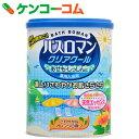 バスロマン クリアクール さわやかなオレンジの香り 850g(入浴剤)[バスロマン 入浴剤 クールタイプ(メントール)]