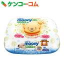 ムーニー おしりふき やわらか素材 本体 80枚【unoshi】【unmoon】