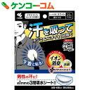 メンズあせワキパット Riff(リフ) ホワイト デオドラントシトラスの香り 10組(20枚)