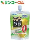 オリヒロ ぷるんと蒟蒻ゼリー カロリーゼロ レモン 130g×48個[ぷるんと蒟蒻ゼリー こんにゃくゼリー ダイエット]【あす楽対応】【送料無料】