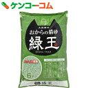 おからの猫砂 緑玉 6L