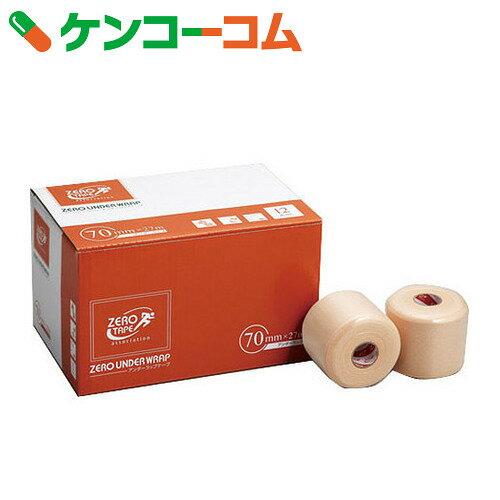 ZERO アンダーラップテープ 70mm×27m 12巻入