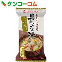 アマノフーズ シャキシャキ白菜の豚汁 17.5g×4個