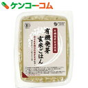 オーサワ 有機活性発芽玄米ごはん 160g