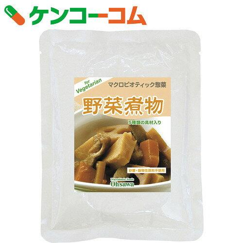 オーサワ 野菜煮物 100g