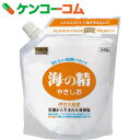 海の精 やきしお スタンドパック 540g[海の精 焼き塩(焼塩)]