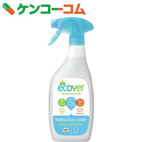 エコベール(Ecover) ガラスクリーナー 500ml