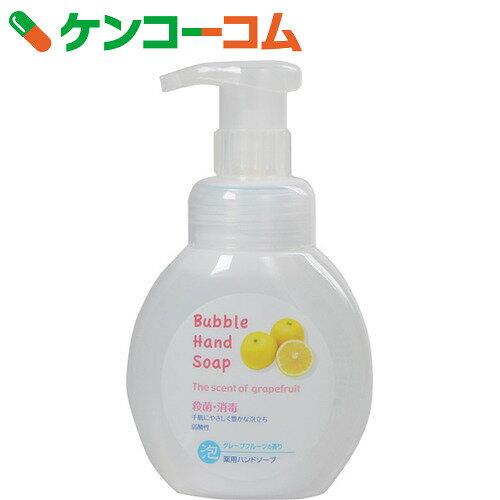 第一石鹸 薬用泡ハンドソープ グレープフルーツの香り 本体 250ml