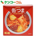 K&K 缶つまVEGETAPAS トリッパビーンズ 75g[缶つま 惣菜缶詰]