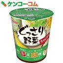 どっさり野菜 ちゃんぽん 60g×12個[エースコック カップ麺]【送料無料】