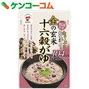 金の玄米 十六穀がゆ 250g×10個[taimatsu(たいまつ) 雑穀粥]