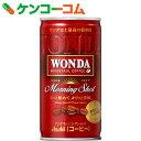 ワンダ モーニングショット朝専用 185g×30本[ワンダ 缶コーヒー]【あす楽対応】