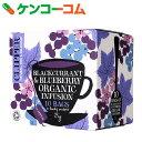 クリッパー オーガニックフルーツインフュージョン ブラックカラント&ブルーベリーティー (10P) 25g