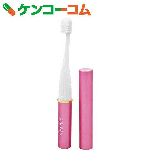 ドリテック 音波式電動歯ブラシ TB-306PK ピンク