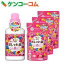 ボールド おしゃれ着洗剤 わくわくベリー&フラワーの香り 本体500g+詰替400g×3個入[ボールド おしゃれ着 洗剤 衣類用…