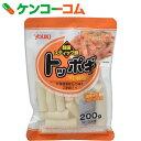 ユウキ食品 トッポギ(国産) 200g[ユウキ食品 トッポギ(トッポッキ)]