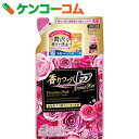 香りつづくトップ アロマプラス 華やかなピンクローズの香り つめかえ用 320g[ケンコーコム トップ 液体洗剤 衣類用]【あす楽対応】