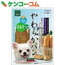 やわらかパン スティックタイプ ミルク 4本入[ドッグプラス パン(犬用)]