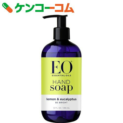 EO ハンドソープ レモン&ユーカリ 360ml