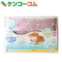 【数量限定】枕付きひえひえジェルマット 抗菌 M ピンク[夏快適グッズ(ペット用)]【送料無料】
