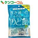 UHA味覚糖 透き通ったミントのおいしいのど飴 冷涼体感 92g×6袋[UHA味覚糖 のど飴(のどあめ)]