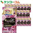 香りつづくトップ アロマプラス 華やかなピンクローズの香り つめかえ用 320g×24個[トップ 液体洗剤 衣類用(詰替)]【送料無料】