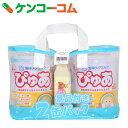 雪印 ぴゅあ 820g×2缶+ふんわりタッチのおしりふき80枚[ぴゅあ 新生児用ミルク(粉末)]