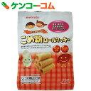 MS こめ粉ロールクッキー 10個[MSシリーズ クッキー(小麦不使用)]