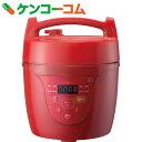 siroca(シロカ) マイコン電気圧力鍋 クックマイスター レッド SPC-101RD[siroca(シロカ) 電気圧力鍋]【送料無料】
