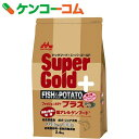 スーパーゴールド フィッシュ&ポテト プラス 関節ケア(成犬・シニア犬用 低アレルゲンフード) 2.4kg[スーパーゴールド 低アレルギー食]【送料無料】