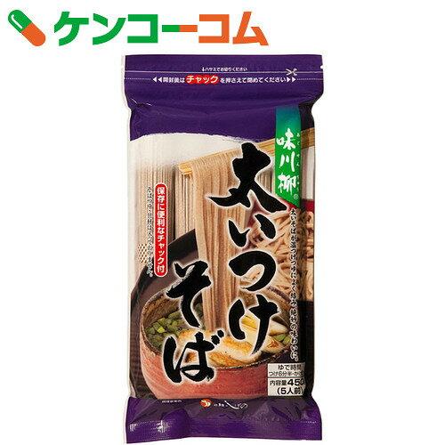 【訳あり】味川柳太いつけそば 450g