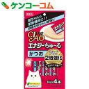 チャオ エナジーちゅーる かつお 14g×4本入[CIAO(チャオ) 栄養補給(猫用)]