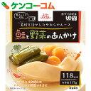 エバースマイル 素材を活かしたやわらかムース 鮭と野菜のあんかけ 117g(区分3/舌でつぶせる)[エバースマイル 介護食]