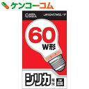 オーム電機 シリカ電球 60W形 口金E26 LW100V57W55/1P