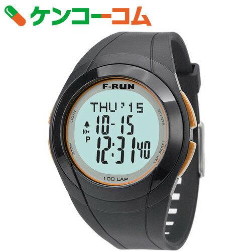 F-RUN ランニング用腕時計 FRN100K ブラック【送料無料】