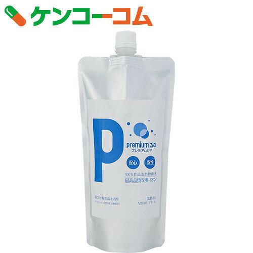 プレミアムジア 除菌・消臭スプレー 詰替用 500ml