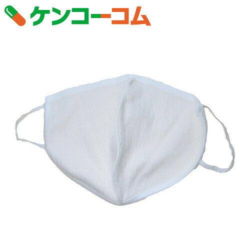 ナイトシルク マスク 白 フリーサイズ