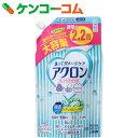アクロン ナチュラルソープの香り つめかえ用 大 900ml[アクロン 液体洗剤 衣類用]【li05_1】【あす楽対応】