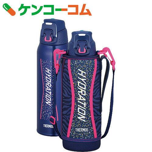 サーモス 真空断熱スポーツボトル 1.0L ネイビーピンク FFZ-1001F NV-P[サーモス(THERMOS) ステンレスボトル]【thermos】【thbr12】【あす楽対応】【送料無料】