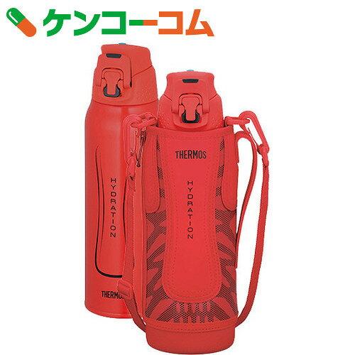 サーモス 真空断熱スポーツボトル 1.0L レッドブラック FFZ-1001F RBK[サーモス(THERMOS) ステンレスボトル]【thermos】【thbr12】【送料無料】