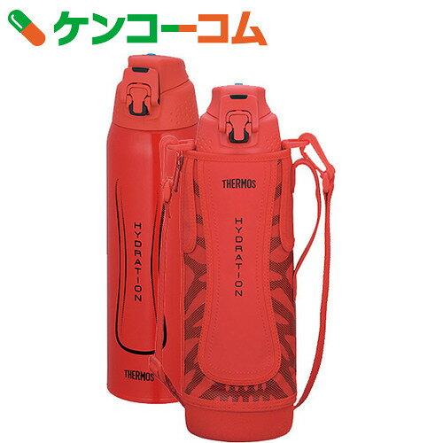 サーモス 真空断熱スポーツボトル 1.5L レッドブラック FFZ-1501F RBK[サーモス(THERMOS) ステンレスボトル]【thermos】【thbr12】【あす楽対応】【送料無料】