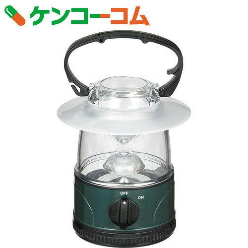 エルパ(ELPA) LEDランタン 電球色 24ルーメン 単3形4本 DOP-L008L