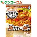 Cook Do おかずごはん 83 鶏(チキン)カレー飯(ピラフ)用 3-4人前(米2合用)[Cook Do(クックドゥー) まぜご飯の素]