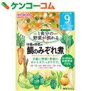 和光堂 1食分の野菜が摂れる グーグーキッチン 10種の野菜の鯛のみぞれ煮 9か月頃から 100g