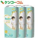 パンパース 肌へのいちばん パンツ ウルトラジャンボ Lサイズ 46枚×3パック (138枚入り)[パンパース パンツ式 Lサイ…