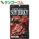 カバヤ ソイジャーキー ブラックペッパー味 50g×6袋[カバヤ 珍味(おつまみ)]