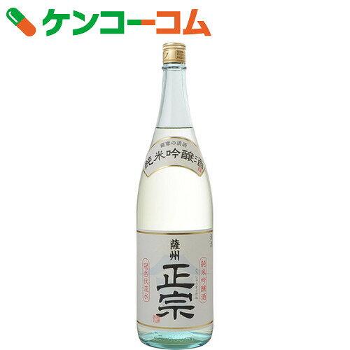 金山蔵 薩州正宗 純米吟醸酒(生貯蔵酒) 15度 1800ml【送料無料】