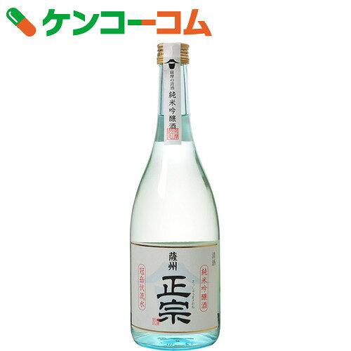 金山蔵 薩州正宗 純米吟醸酒(生貯蔵酒) 15度 720ml